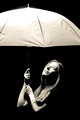 Rebekah with Umbrella